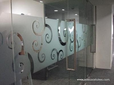 Glass Door Sticker Malaysia Beautiful And Creative Designs