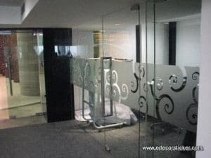 Frosted Glass Stickers Malaysia Design Supply And Install