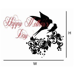 Happy Mother's Day - Bird- HDM-01