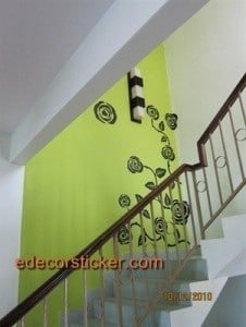 Decal Sticker Malaysia - Tree
